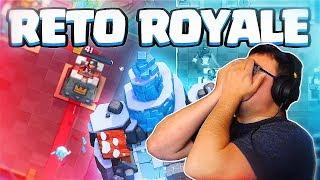 EL MAZO DE PICO HELADO   #RetoRoyale   Clash Royale