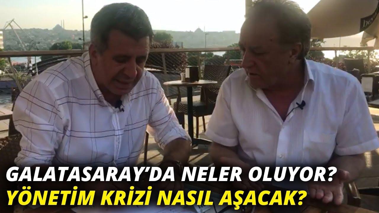Galatasaray'da neler oluyor? Yönetim krizi  nasıl aşacak?(Galatasaray Transfer Gündemi)