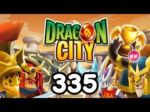 """Dragon City - 335 - """"High Realm Dragon"""""""