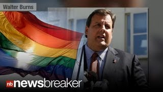 New Jersey Governor Chris Christie Bans Gay Conversion Therapy