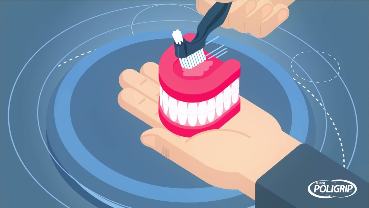 How To Remove Denture Adhesive