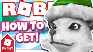 [EVENT] How to get the ARCTIC FOX | Roblox Icebreaker