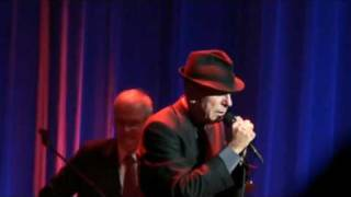 Watch Leonard Cohen That Dont Make It Junk video
