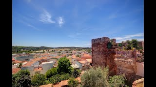 Town House With Great Views and Roof Terrace in Historic Centre for sale in Silves, Algarve