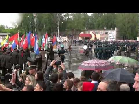 НВИИВ выпуск 2012 г. г. Кстово