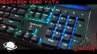 Redragon VATA Mechanical Keyboard in depth Review