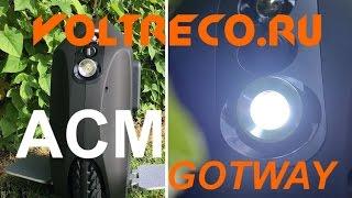 видео Gotway ACM 820wh – купить моноколесо в Москве