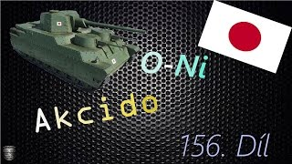 World of Tanks CZ (156.díl) - O-Ni