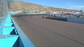 NASCAR Trucks qualifying at ISM Raceway | NASCAR Playoffs in Phoenix