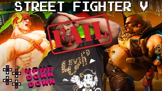 Creed gets KO'D in STREET FIGHTER V at PAX South 2017!!! — Tournament Edition