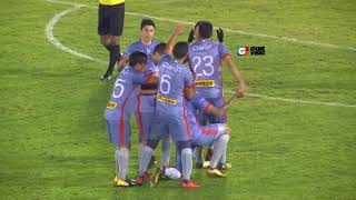 Video Gol: Blas Pérez 55' (Municipal) Clausura 2018 - Jornada 05