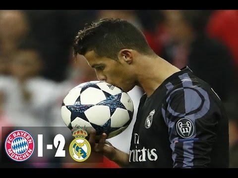 Bayern Múnich 1-2 Real Madrid - Relato: Alfredo Martínez, Radio Onda Cero [Champions League 16/17]