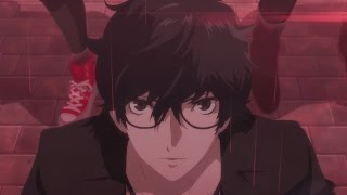 Persona 5 Launch Trailer FR