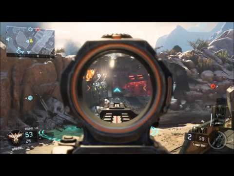 Crazy quick scopes and half map tomahawks! (BO3 gameplays)