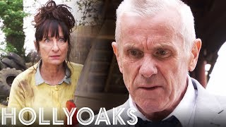 Will Breda Be Discovered? | Hollyoaks