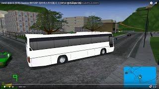 mm2 tour 978 daewoo bh120f 대우버스주식회사 大宇巴士 europe city