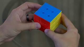 3x3 Rubik's Cube: Design Series #4 [Snake AKA Anaconda]