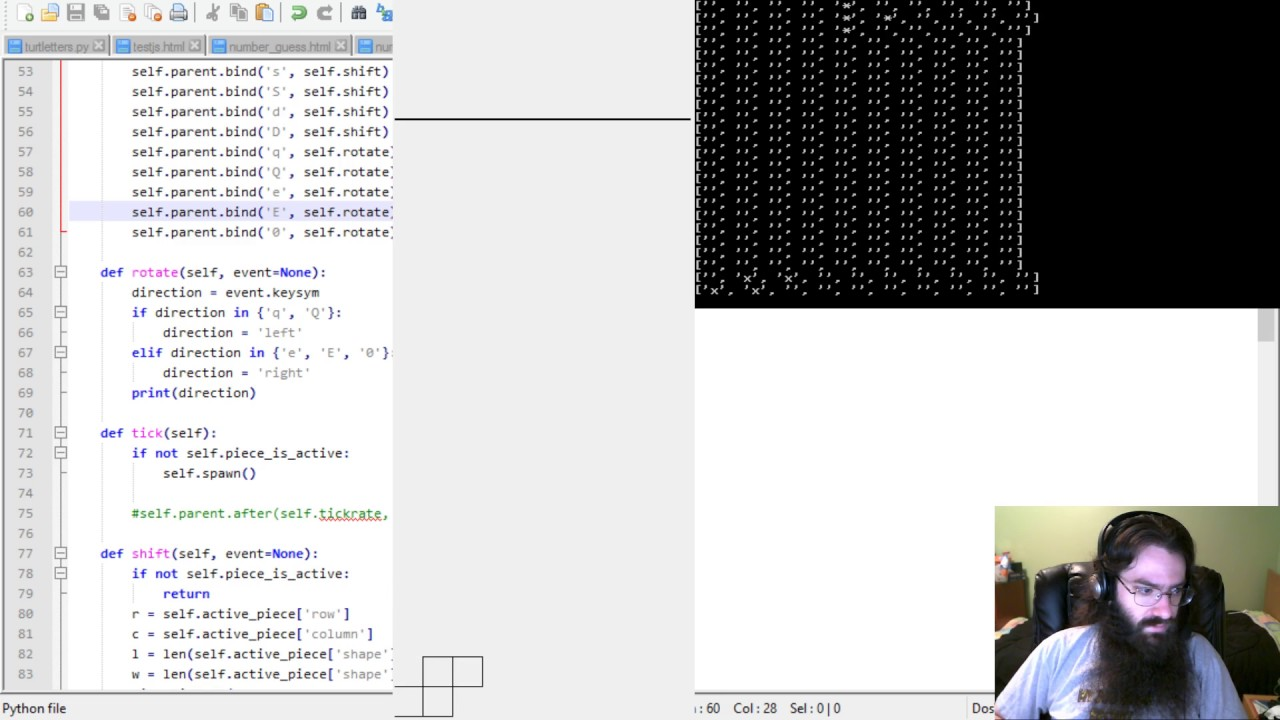 Python Rotate Image