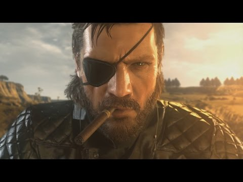 Metal Gear Solid 5 The Phantom Pain - Truth Ending ( Secret Mission 46 Ending)