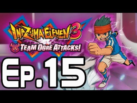 Inazuma Eleven 3 Team Ogre Attacks Walkthrough Episode 15 - Time for a Party