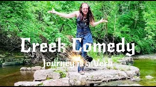 Journey is a Verb presents Creek Comedy Episode2