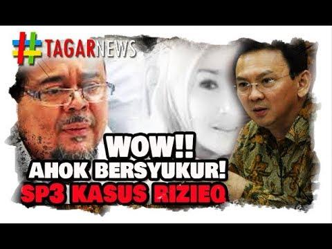 Reaksi Ahok Mengejutkan Saat Dikabari SP3 Kasus Chat Rizieq FPI