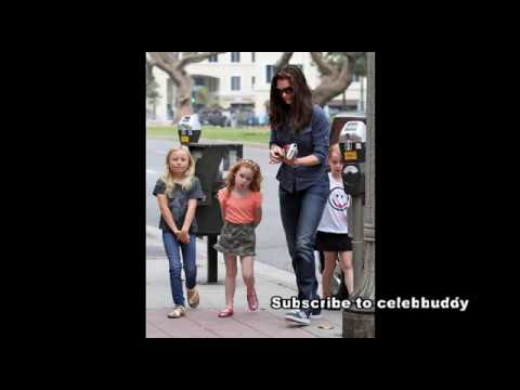 Brooke Shields with Her Handsome Husband Chris Henchy And Lovely Kids Album..Rare Collection!!