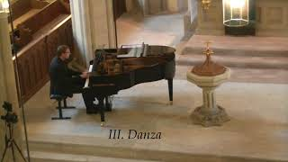Pavel Haas: Suite for piano, op. 13 - Jan Dušek (piano) /LIVE/