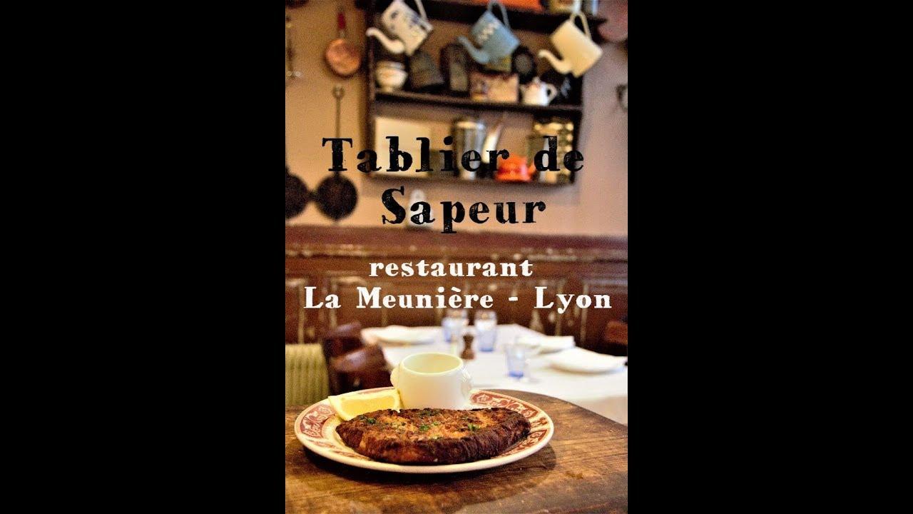 Recette De Chef Tablier De Sapeur Cuisine Lyonnaise Youtube