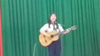 [Guitar cover] Nghe tôi kể này - Lê Cát Trọng Lý
