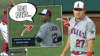 MLB Superstars Best MIC'D UP Moments (Baseball)