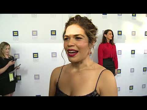 EVENT CAPSULE CHYRON - The Human Rights Campaign 2017 Los Angeles Gala Dinner