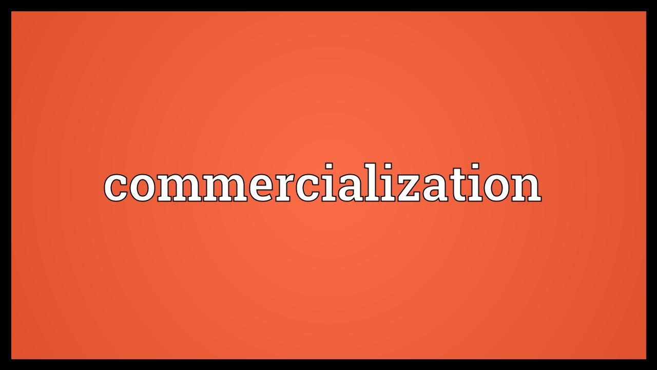 commercialisation of education There are several different ways the term commercialization is used the advantages and disadvantages of it depend on the type of commercialization to which you are referring one area is.