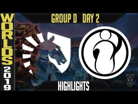 TL vs IG Highlights Game 1 | Worlds 2019 Group D Day 2 | Team Liquid vs Invictus Gaming - LCS vs LPL