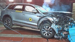 VOLKSWAGEN TOUAREG (2019) Really Safe SUV?