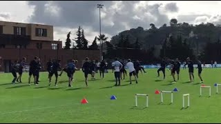 OM-Lille : Thauvin et Lihadji seuls Olympiens absents de l'entraînement