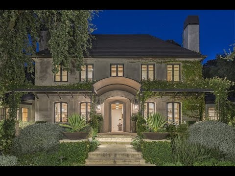 Provencal Country Estate in Sonoma, California