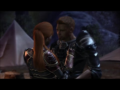 Dragon Age: Origins - Alistair Romance: Engagement & Proposal [Claire Cousland]