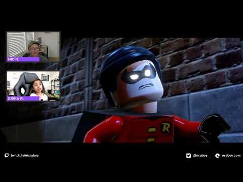 LEGO Batman 3: Beyond Gotham with Erika  
