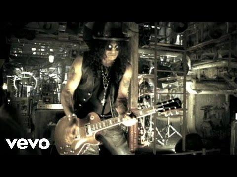 Slash - By The Sword ft. Andrew Stockdale