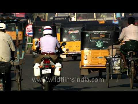 Chennai - The bustling city of Tamil Nadu