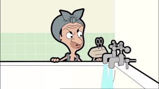 Bubble Bath Bean | Mr. Bean Cartoon