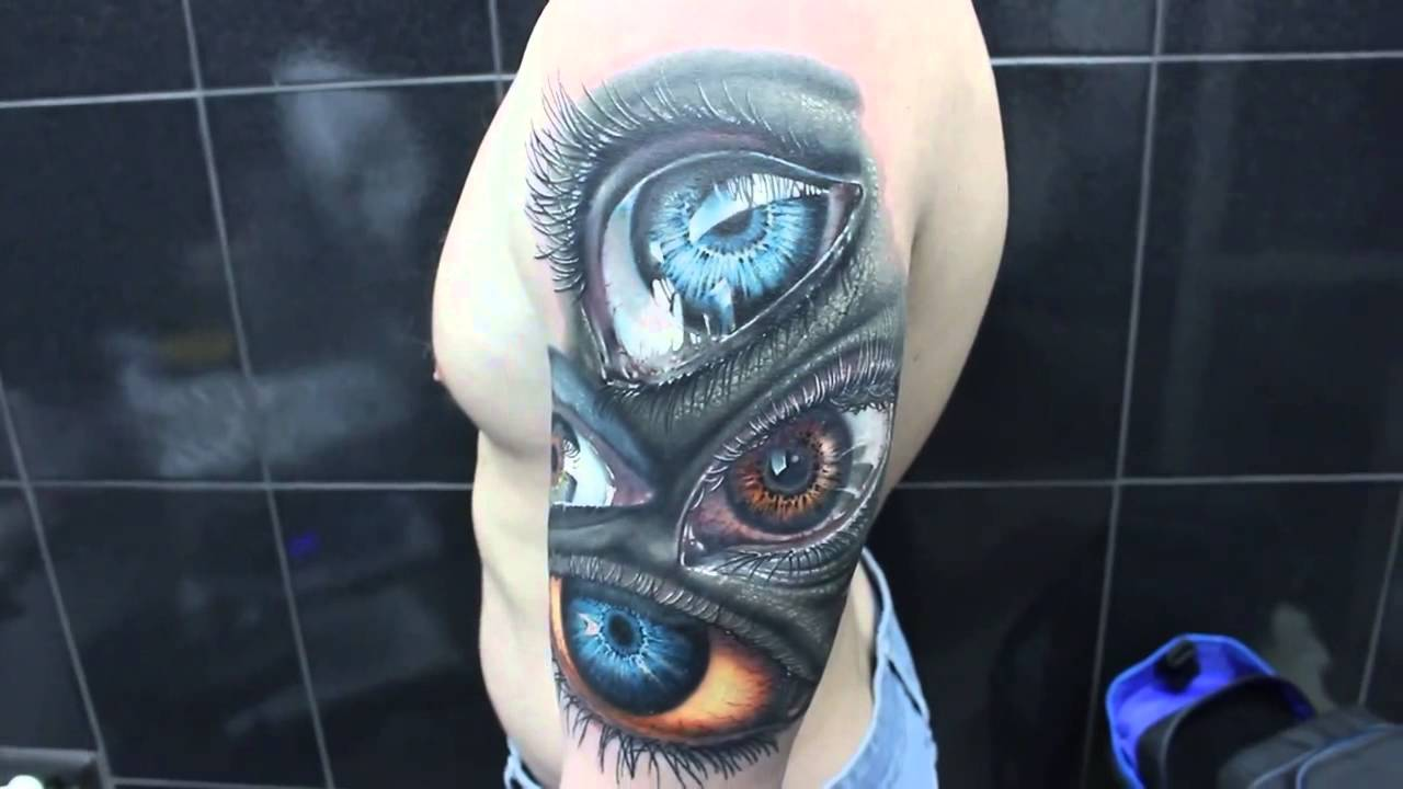 татуировки фото рукава