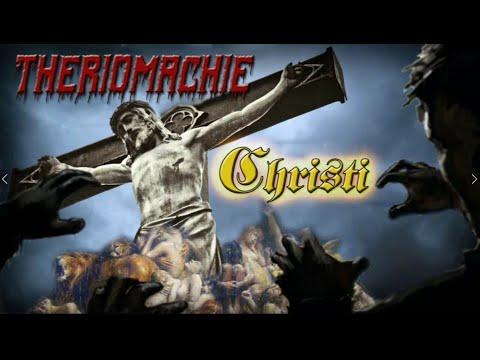 ∞ Christus Frauja, sein Opfer, seine Theriomachie