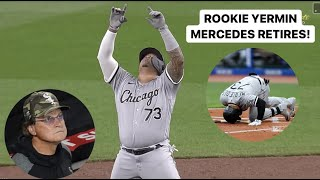 Tony La Russa Forces ROOKIE Yermin Mercedes to RETIRE at 28 Years Old!