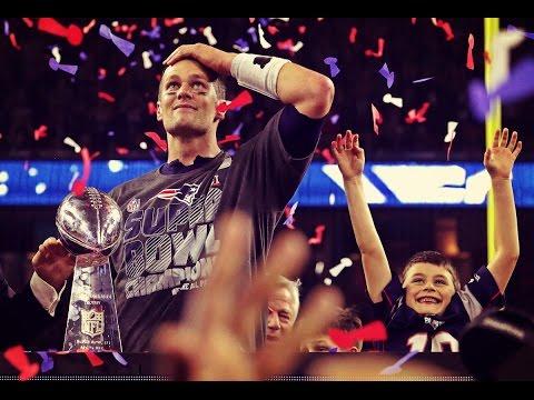 New England Patriots Pump Up 2017-2018