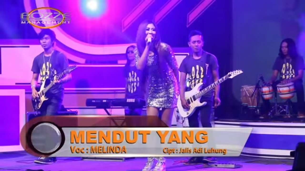 MELINDA - MENDUT YANG [ OFFICIAL MUSIC VIDEO ] #1