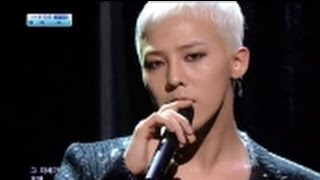 Download [지드래곤 G-DRAGON] -GD Black(feat. Jennie Kim) @인기가요 inkigayo 131013