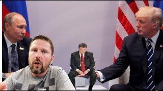 Для чего встречались Путин и Трамп