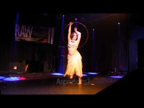 Chicago Hoop Dance at Chicago The Blend 05/24/2012